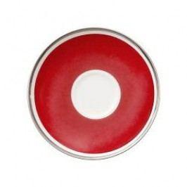 Villeroy & Boch Anmut My Colour Red Cherry Mocha / Espresso saucer 12 cm