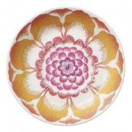 Villeroy & Boch Anmut Bloom Mocha / Espresso Saucer 12 cm