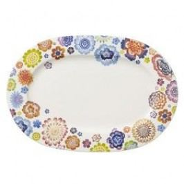 Villeroy & Boch Anmut Bloom Platter oval 34 cm