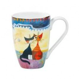 Goebel Rosina Wachtmeister Table Top Mug Nel cortile di Casa 0,40 L