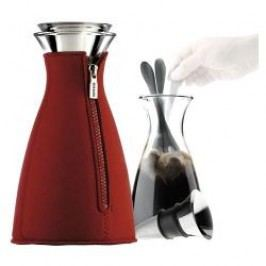 Eva Solo Serving Cafe Solo coffee maker with neoprene cover red 1,0 L