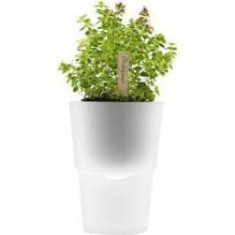 Eva Solo Living Herb pot selfwatering frosted glas 13 cm