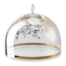 Rosenthal Versace Medusa Gala Glass cover for cake stand