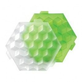Lékué Kitchen Accessories Cubic Ice Tray green