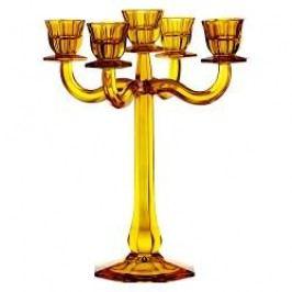 Nachtmann Ravello Chandelier 5-arm amber / 30 cm