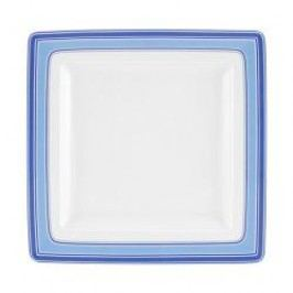Friesland Jeverland Beach-Line Breakfast Plate angular 21,5x21,5 cm