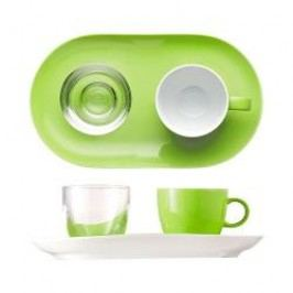 Thomas Sunny Day Apple Green Espresso Set 3 pcs
