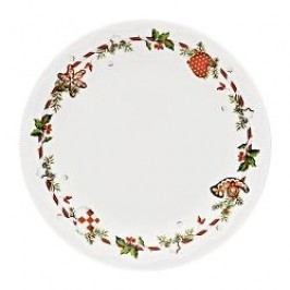 Hutschenreuther Gift Series Christmas Delicacies Plate flat 22 cm