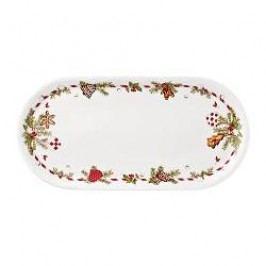 Hutschenreuther Gift Series Christmas Delicacies Stollen Plate size: 41 x 20 cm