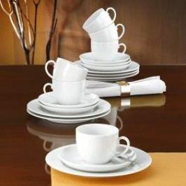 Seltmann Weiden Rondo white Coffee set 18-piece