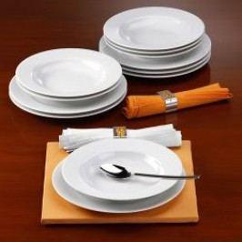 Seltmann Weiden Rondo white Dinner set 12-piece