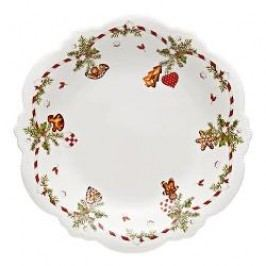 Hutschenreuther Gift Series Christmas Treats Biscuit Platter 31 cm