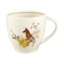 Königlich Tettau Achat Diamant - Jagd Coffee cup 'Fuchs', 0.23 L