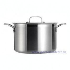 Le Creuset 3-PLY Stainless Steel Cookware Pasta Pot with Insert 20 cm / 5,0 L