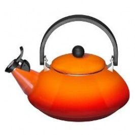 Le Creuset Water Kettles Water Kettle Zen with Whistle 1,50 L volcanic