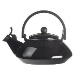 Le Creuset Water Kettles Water Kettle Zen with Whistle 1,50 L black