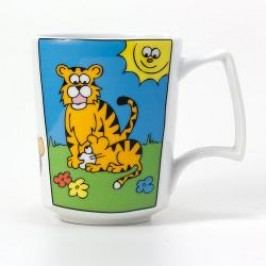 Rosenthal studio-line Flash Art Mug 'Tiger / Motif 1'