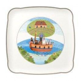 Villeroy & Boch Design Naif - Charm & Breakfast Platter square 30x30 cm