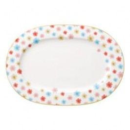 Villeroy & Boch Lina Floral Platter oval 34 cm