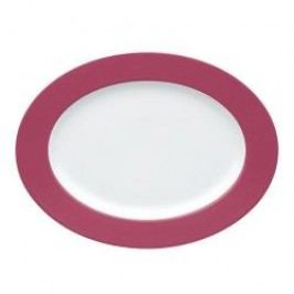 Thomas Sunny Day Raspberry Platter 33 cm