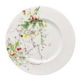 Rosenthal Selection Brillance Fleurs Sauvages Breakfast Plate flag 19 cm