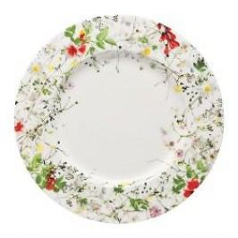 Rosenthal Selection Brillance Fleurs Sauvages Breakfast Plate flag 23 cm