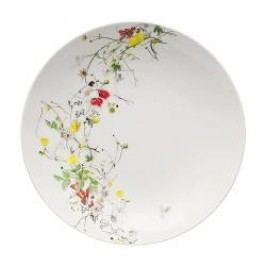 Rosenthal Selection Brillance Fleurs Sauvages Soup Plate coup 21 cm
