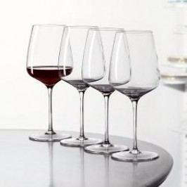 Spiegelau Glasses Willsberger Collection 30 years anniversary-set Bordeaux Set 4-pcs.