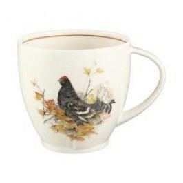 Königlich Tettau Achat Diamant - Jagd Coffee cup 'Birkhuhn', 0.23 L