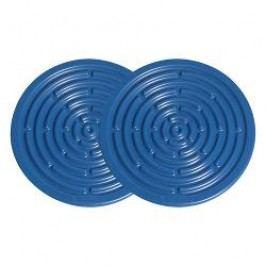 Le Creuset Silicone Accessories Mini Potholder 2 pcs Blue