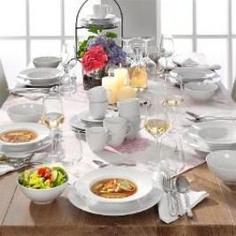 Friesland La Belle white Tableware kombi 42-piece set