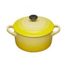 Le Creuset Pottery Petite Casserole Petite Casserole Citrus 10x5 cm / 0,2 L