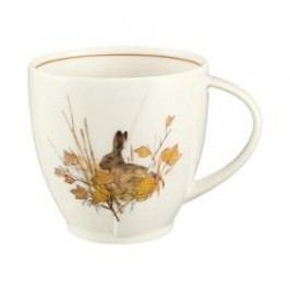 Königlich Tettau Achat Diamant - Jagd Coffee cup 'Hase', 0.23 L
