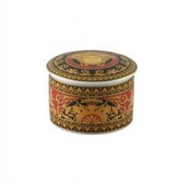 Rosenthal Versace Ikarus Medusa Box d: 8 cm / h: 7 cm