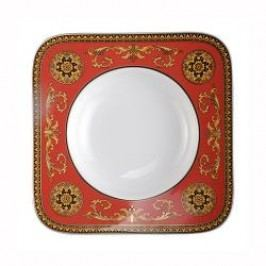 Rosenthal Versace Ikarus Medusa Soup Plate deep angular 23 cm