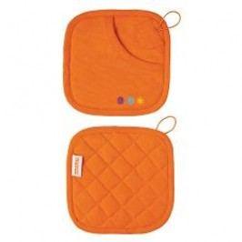 Thomas Sunny Day Orange - Textile Oven Cloth 1 pair 20 x 20 cm