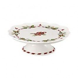 Hutschenreuther Gift Series Christmas Treats Tart Platter on Foot small 21 cm