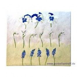 Gien Alice Platter Rectangular 29.5 x 26.5 cm
