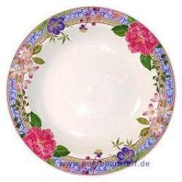 Gien Millefleurs Round Platter Deep Ø 31 cm