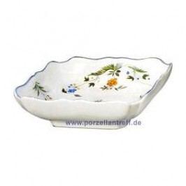 Gien Oiseaux Paradis Salad Bowl Square 24 x 24 cm