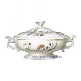 Gien Oiseaux Paradis Bowl with Lid 1.70 l