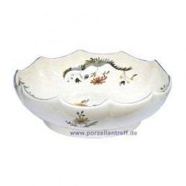 Gien Oiseaux Paradis Fruit Bowl 26 cm