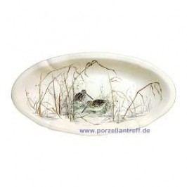 Gien Sologne Side Dish 27.8 x 14.2 cm