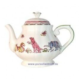 Gien Jardin Imaginaire Tea Pot 1.25 L