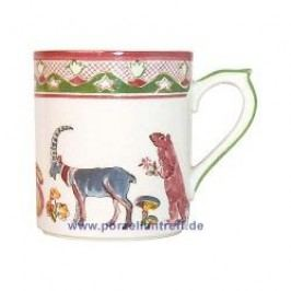 Gien Jardin Imaginaire Mug with Handle 0.30 L