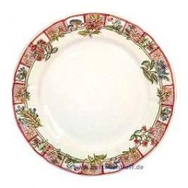 Gien Jardin Imaginaire Dinner Plate 28.5 cm