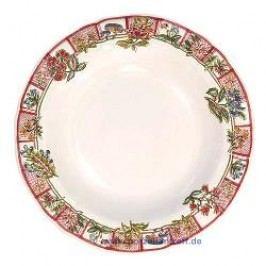 Gien Jardin Imaginaire Soup Plate 23 cm