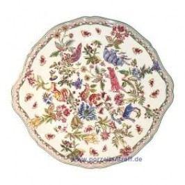 Gien Jardin Imaginaire Pie Platter 34 cm