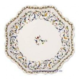 Gien Toscana Platter Rouen 21.2 cm