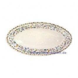 Gien Toscana Side Dish 27.8 x 14.2 cm
